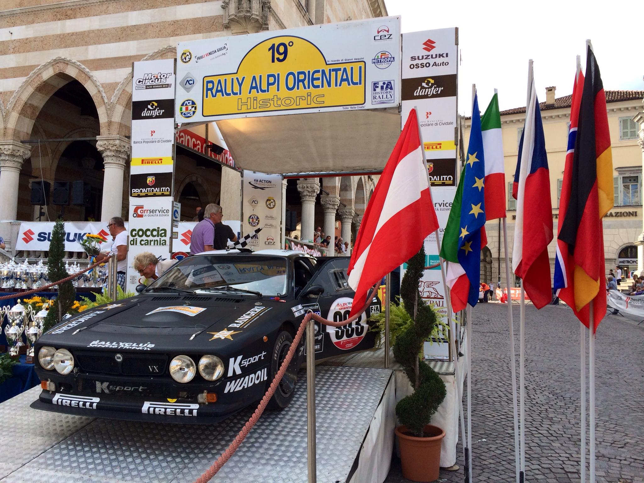 Rally Alpi Orientali1