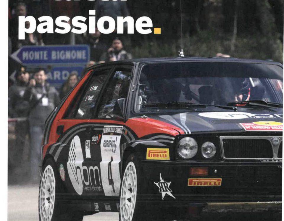 Campionato Rally Auto Storiche